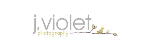 J.Violet Photography logo